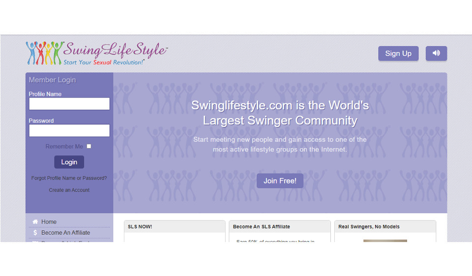 SwingLifestyle Review: Full Insight of this Dating site